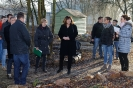 18.12.2018 - Frau Steinruck informiert sich über das Projekt
