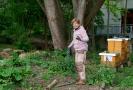 Gartenarbeiten auf dem Schulgelände_3